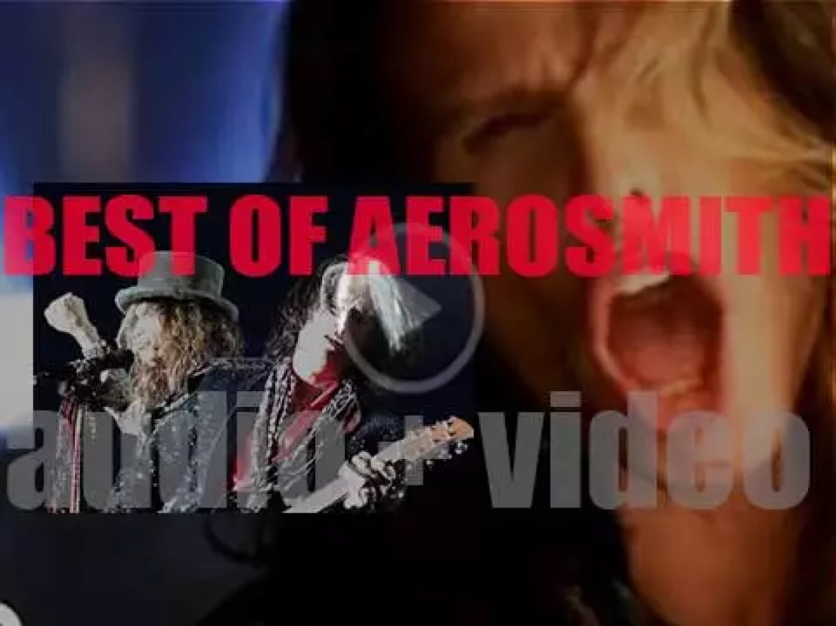 As we wish Joe Perry, a Happy Birthday, the day is perfect for an 'Aerosmith At their Bests'  Post