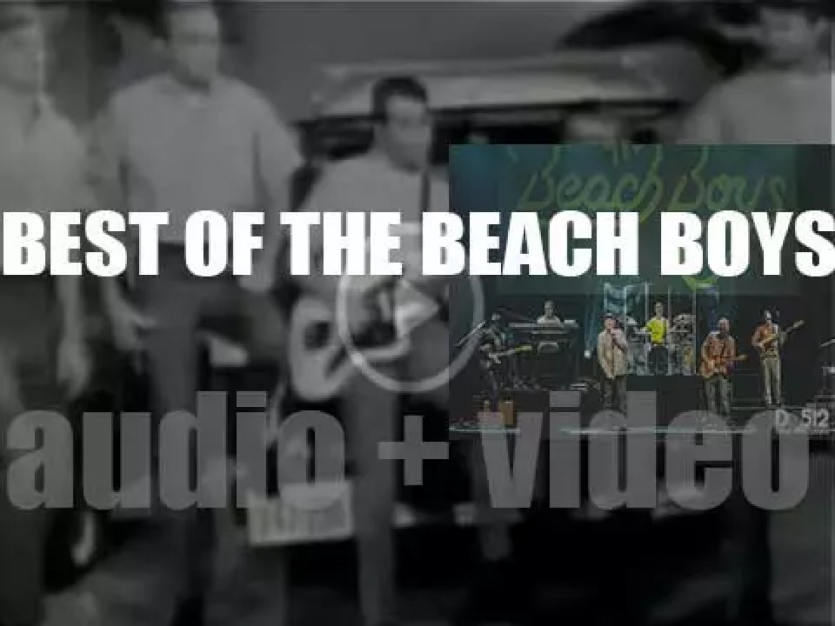 As we wish Al Jardine a Happy Birthday, the day is perfect for a 'The Beach Boys At Their Bests' post