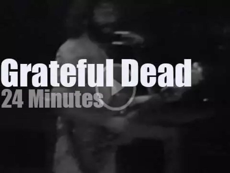 Grateful Dead visit Paris (1974)