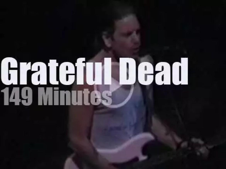 Grateful Dead visit Philadelphia (1988)