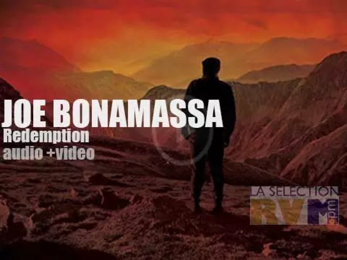 The tracklisting of the new Joe Bonamassa (King Bee?) reads like a christic journey from shakedown and wounds to reconstruction and redemption. Heavy stuff and riffs!