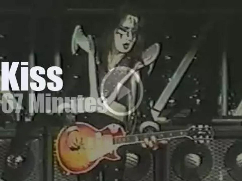 Kiss say 'Farewell' to Michigan (2000)