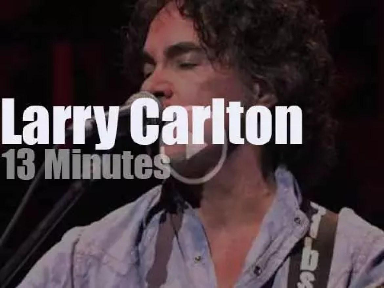 Larry Carlton meets Bill LaBounty and John Oates (2013)