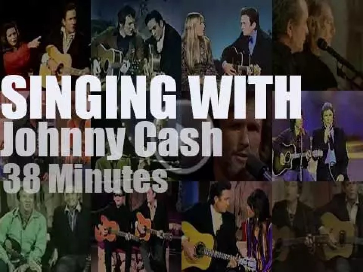 Singing With Johnny Cash