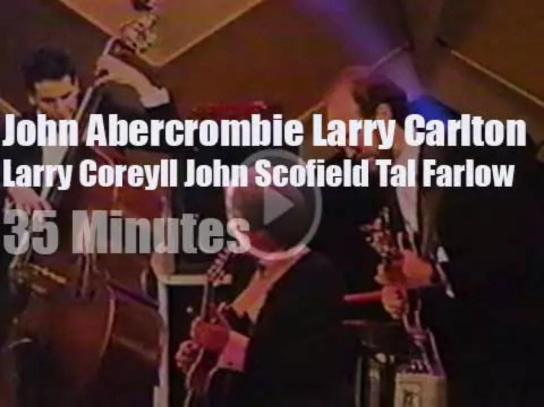 Tal, Larries, John, it is a guitar summit (1986)