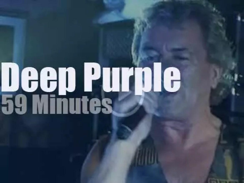 Deep Purple'hard' rock London (2005)