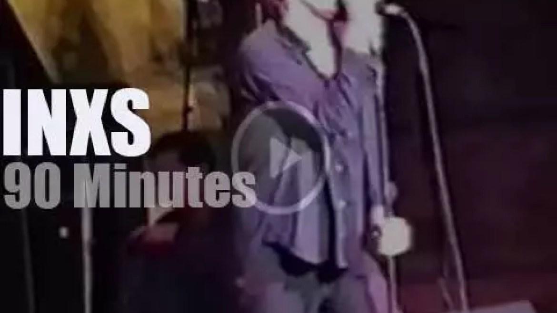 INXS rock Brixton (1994)