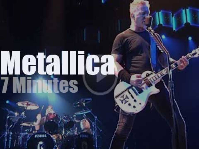 Metallica serenade Birmingham (2017)