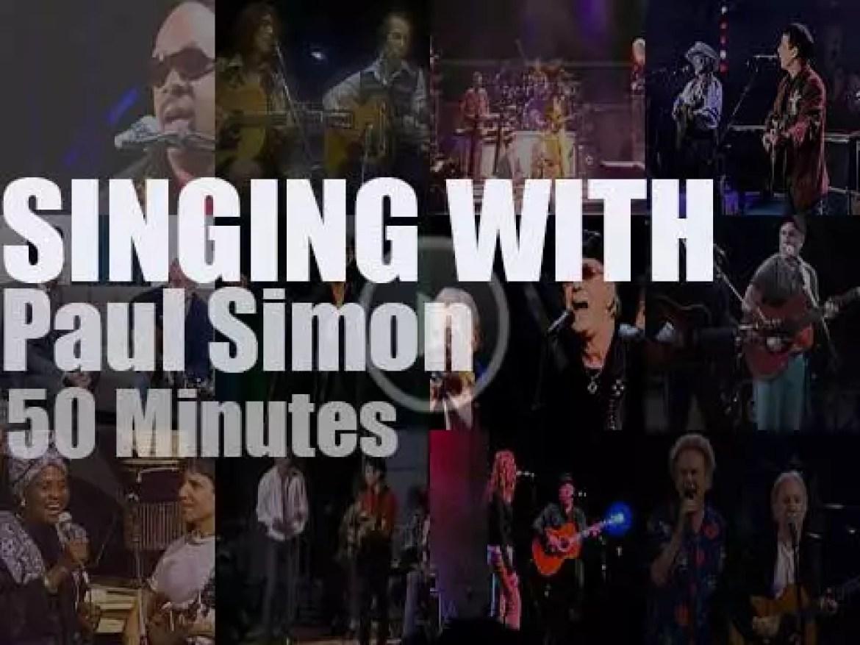Singing With Paul Simon