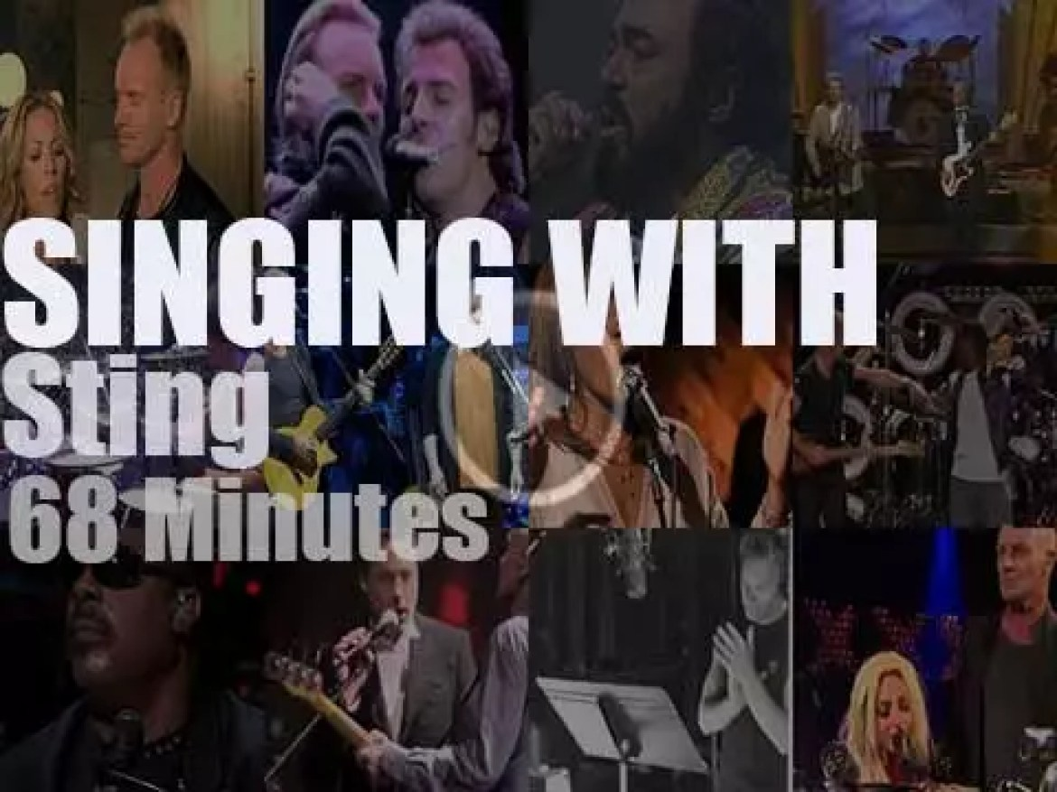 Singing With Sting