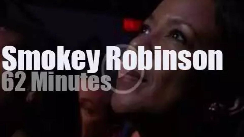 Aloe, Jojo, Ledisi et al pay tribute to Smokey Robinson (2016)