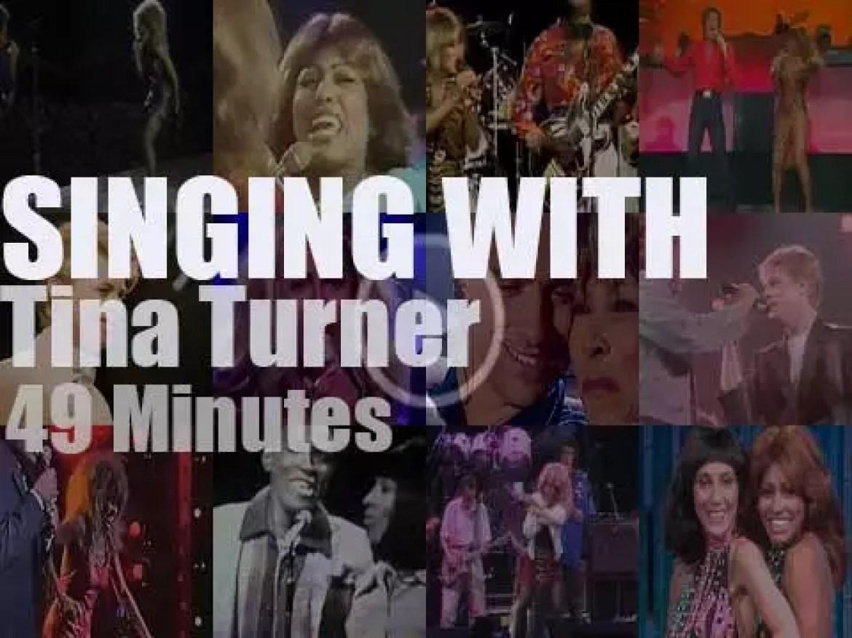 Singing With Tina Turner