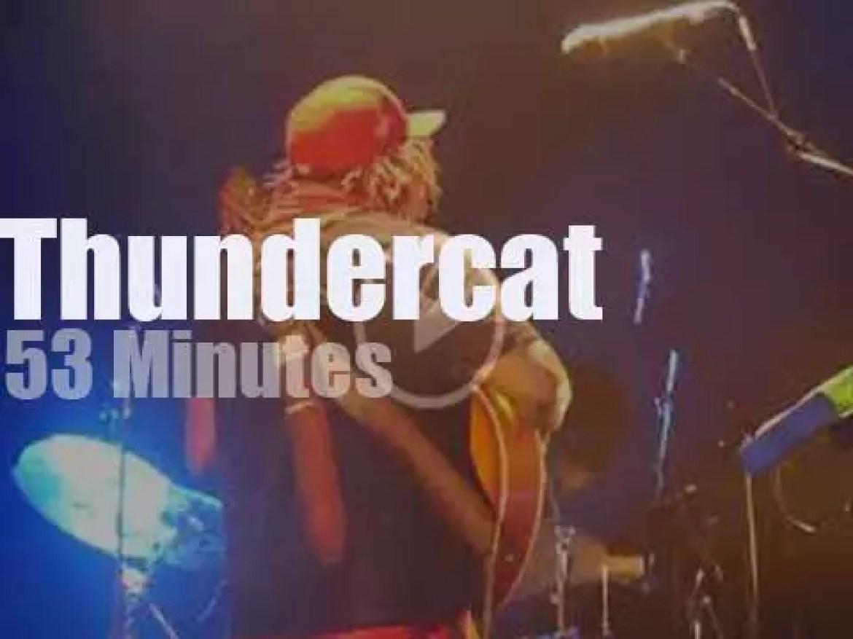 Thundercat visits Paris (2017)