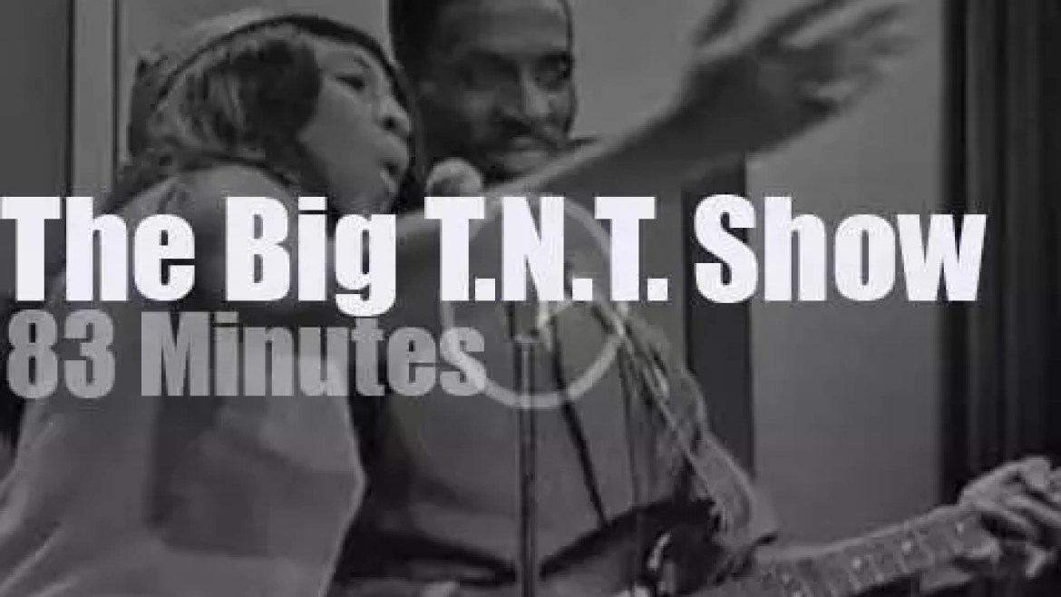 Tina, Petula, Ray et al tape 'The Big T.N.T. Show' (1965)