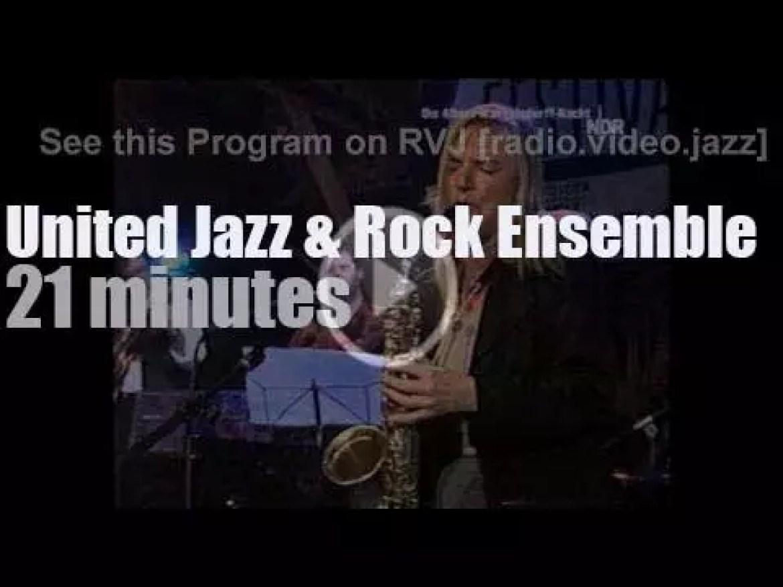 United Jazz & Rock Ensemble gather in Hamburg (1994)