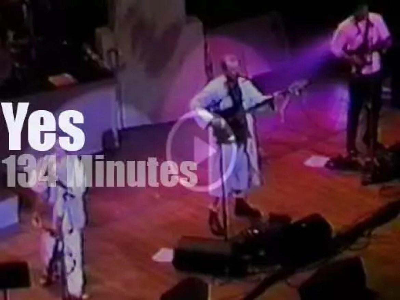 Yes serenade New-York (1999)