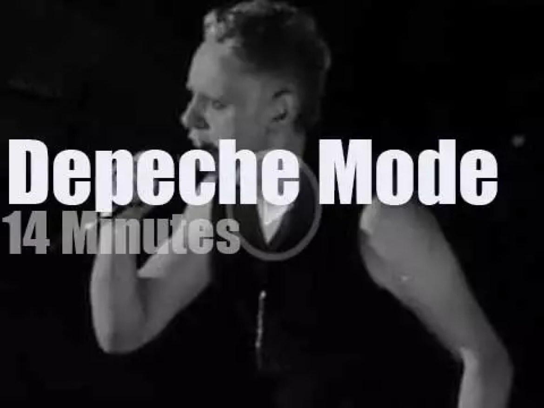 Depeche Mode visit Amsterdam (2018)