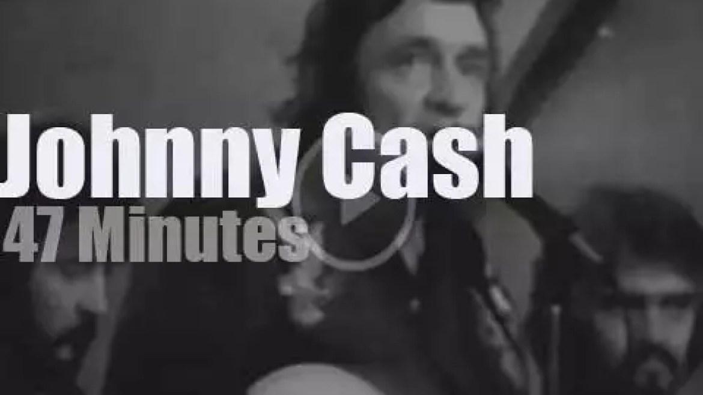 Johnny Cash visits Virginia (1976)