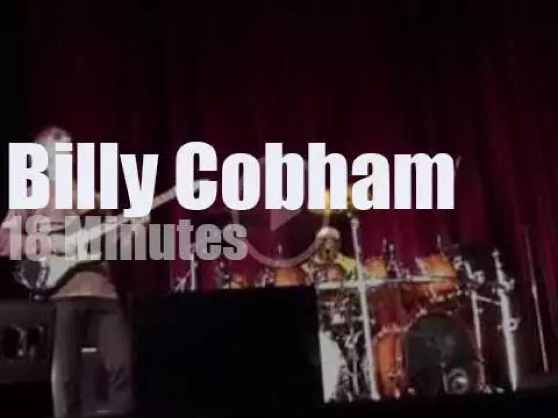 Billy Cobham celebrates 40 years of Spectrum (2013)