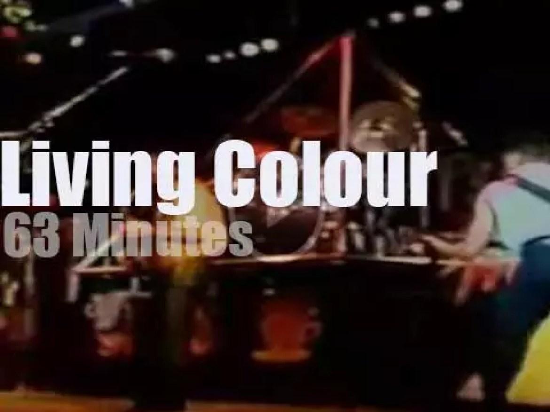Living Colour  rock in Rio (1992)