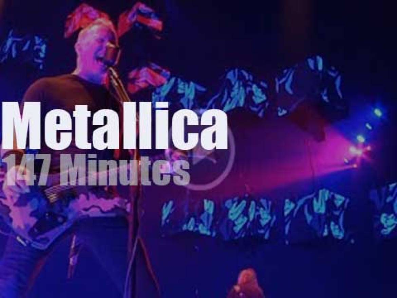 Metallica serenade Lisbon (2018)
