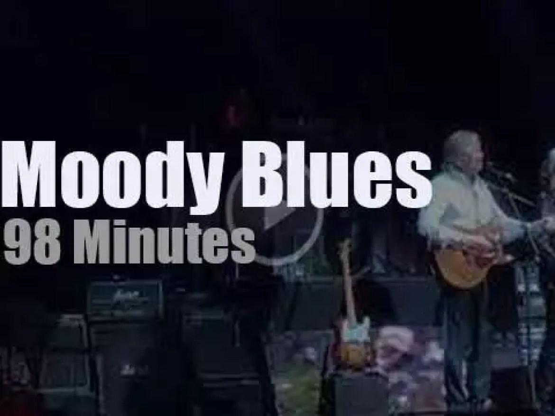Moody Blues visit Texas (2018)