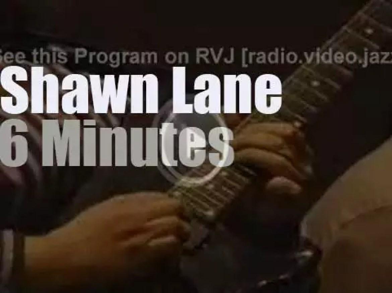 Shawn Lane improvises in San Diego (2001)