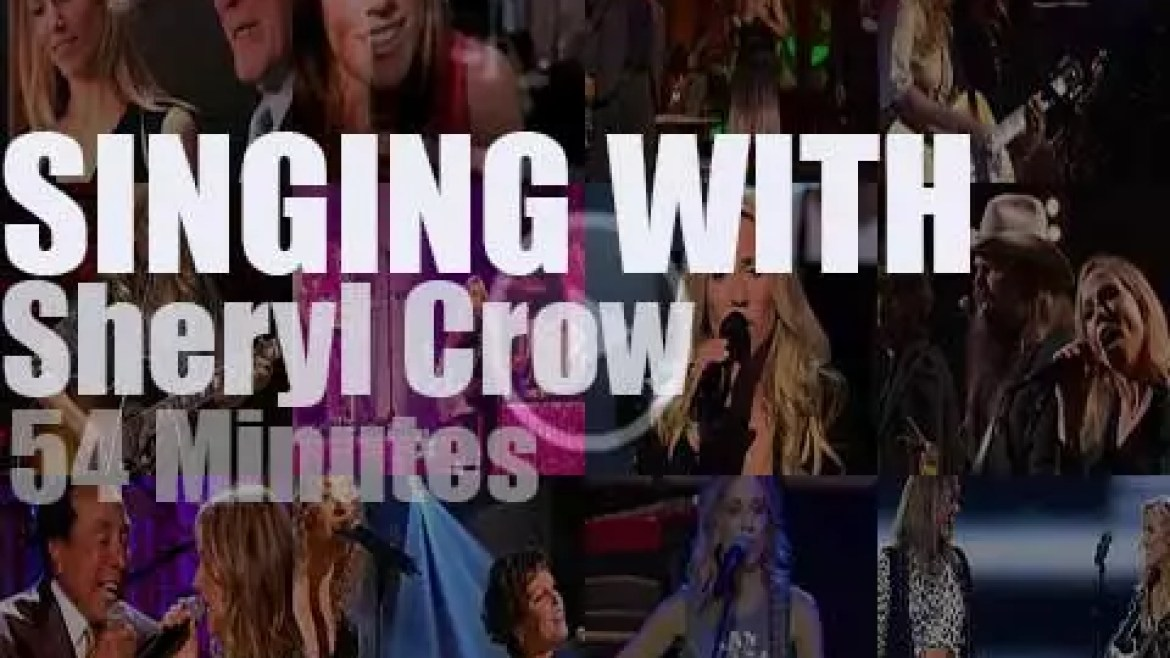 Singing With Sheryl Crow