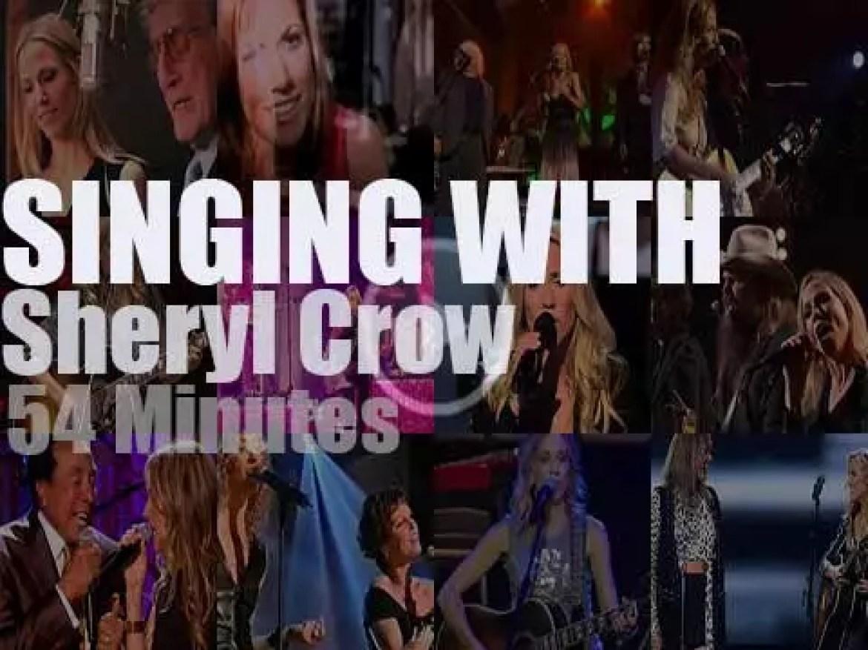 Singing With Sheryl Crow