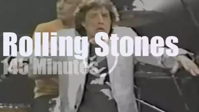 The Rolling Stones enjoy the Garden (2003)