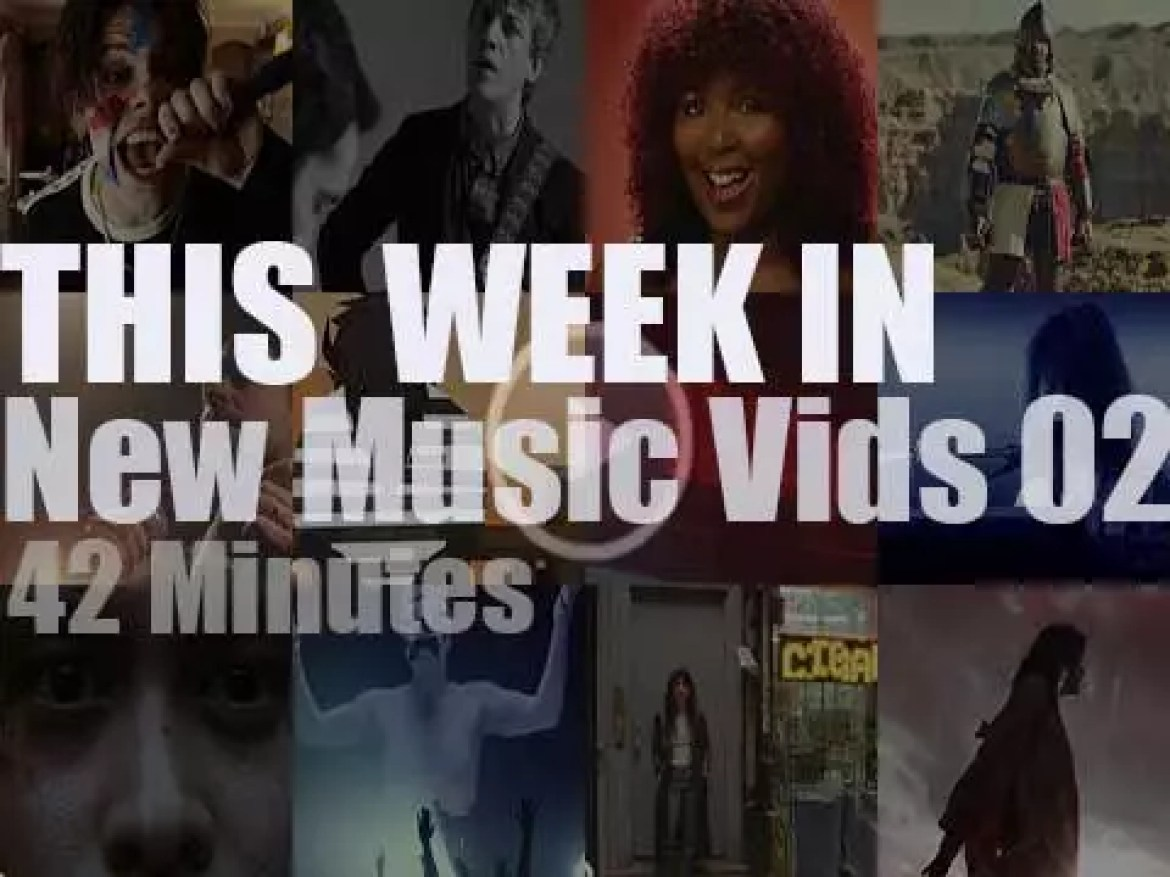 This week In New Music Videos 02