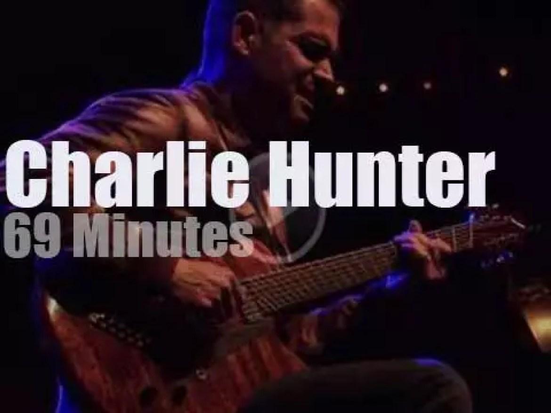 Charlie Hunter plays (2012)