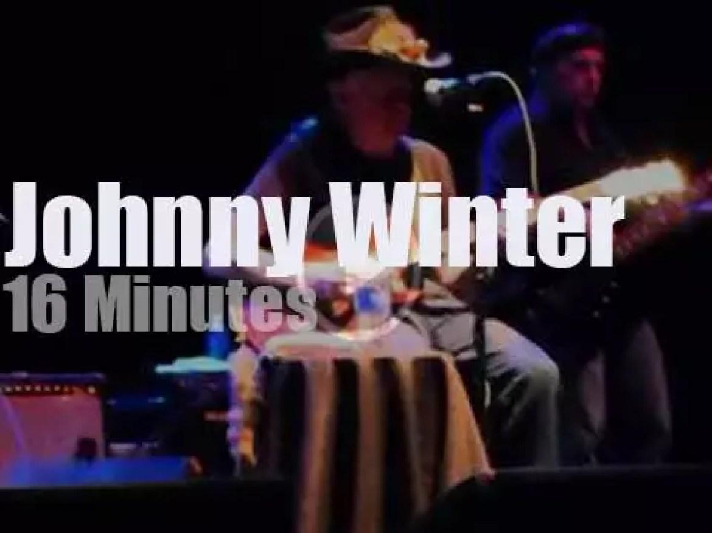 Johnny Winter rocks Ohio (2014)