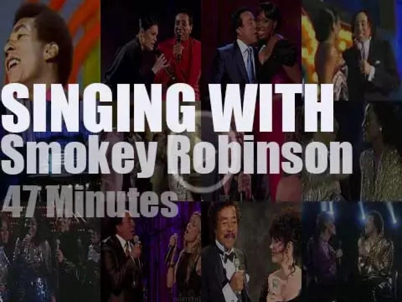 Singing With Smokey Robinson