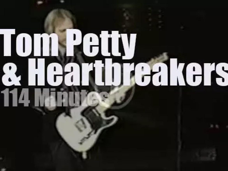 Tom Petty takes the Heartbreakers to Toronto (1995)