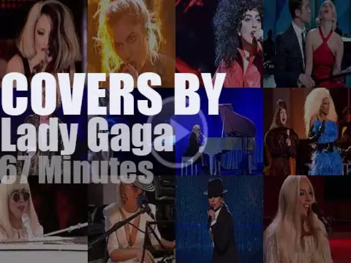 Covers By Lady Gaga