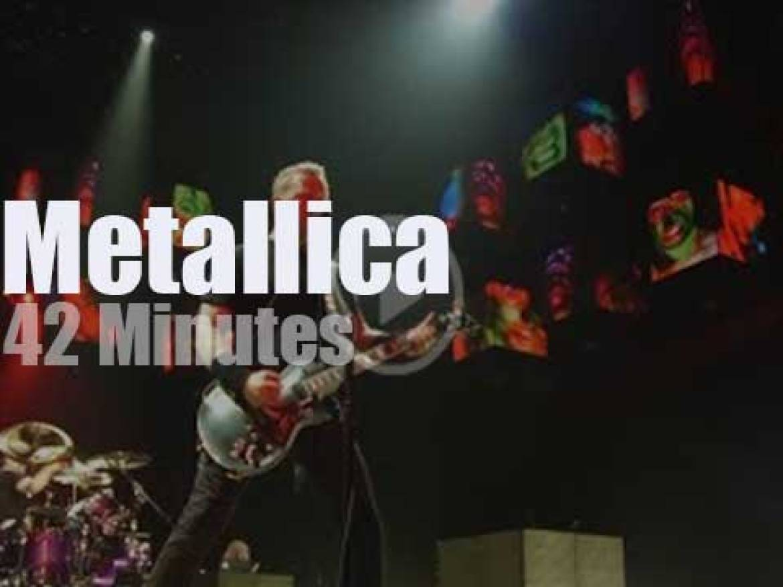 Metallica serenade Vienna  (2018)