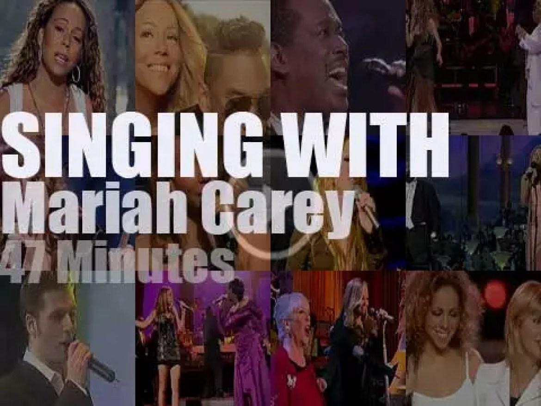 Singing With Mariah Carey
