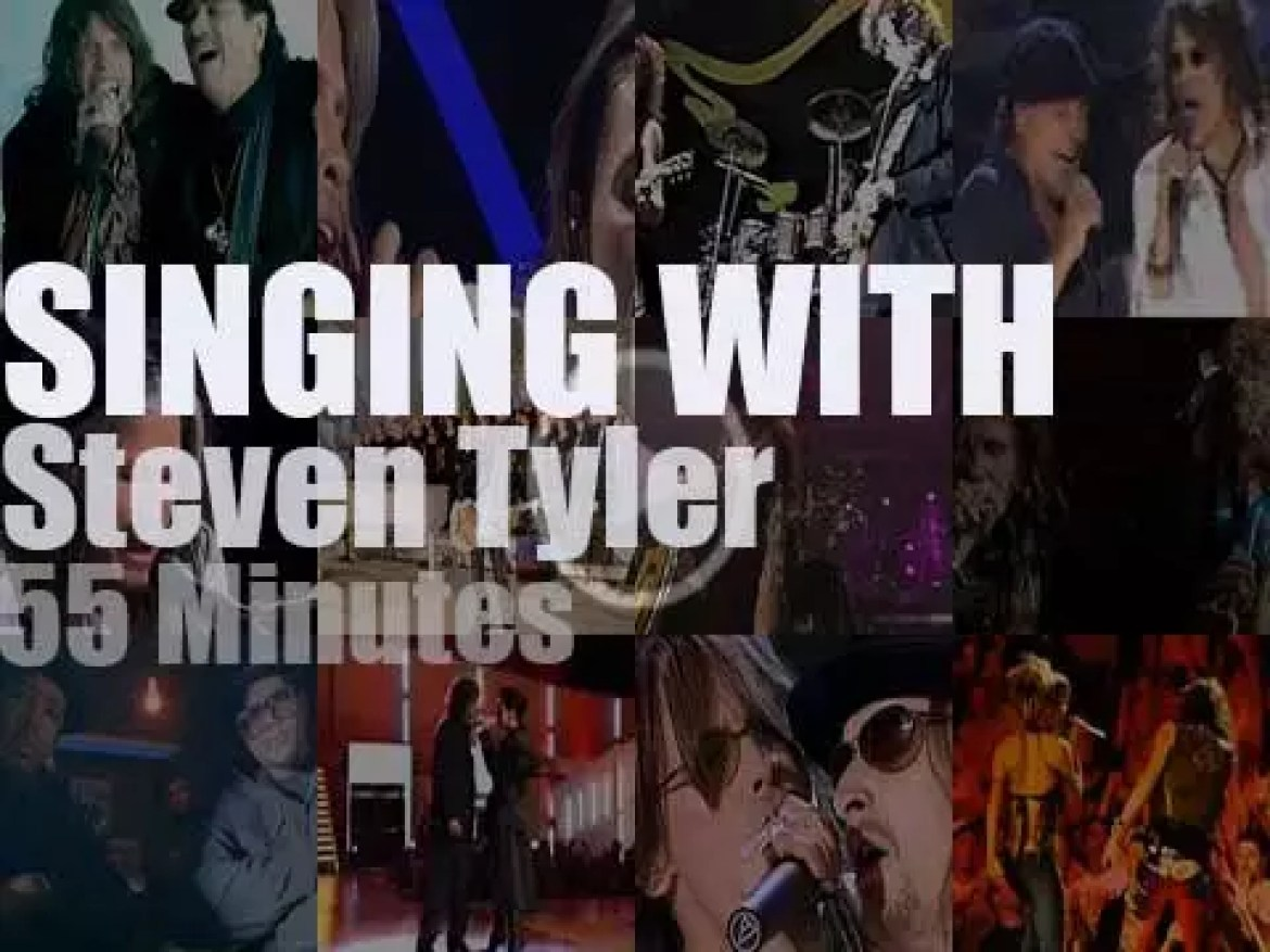 Singing  (and Playing) With Steven Tyler
