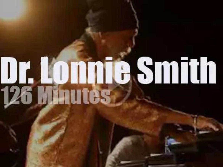 Dr. Lonnie Smith brings his Trio to Paris (2018)
