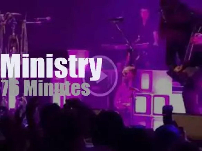 Ministry enchant Orlando (2018)