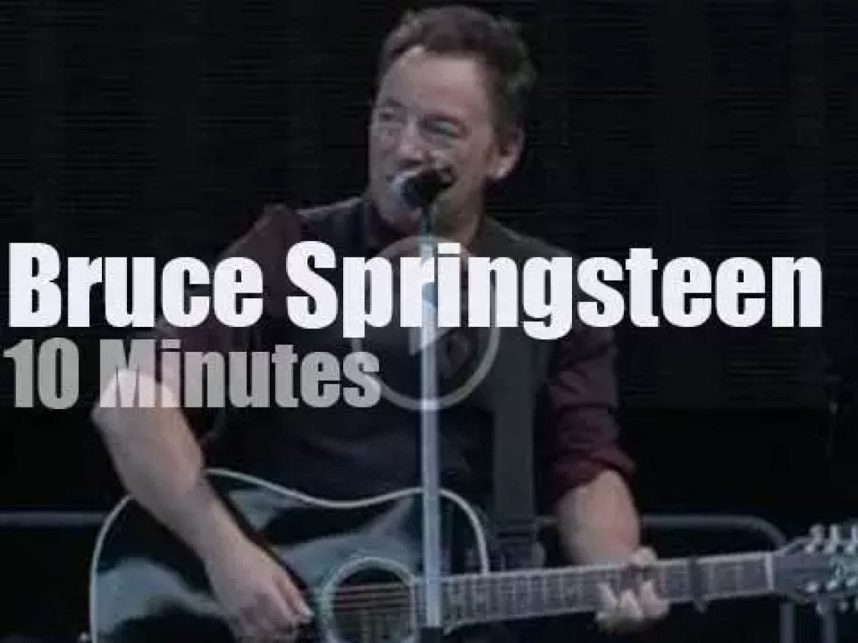 Bruce Springsteen goes to Berlin (2012)