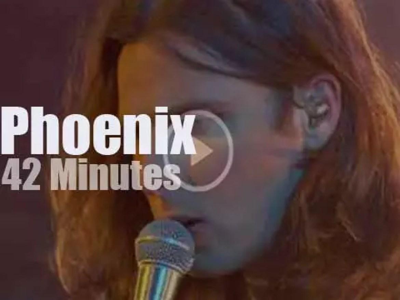 Phoenix rise in Paris (2013)