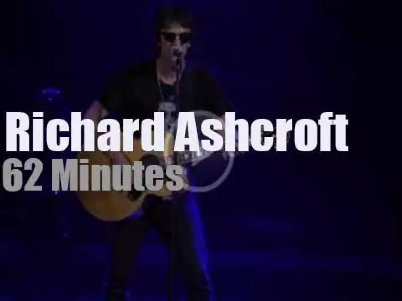 Richard Ashcroft soloes in Philadelphia (2018)