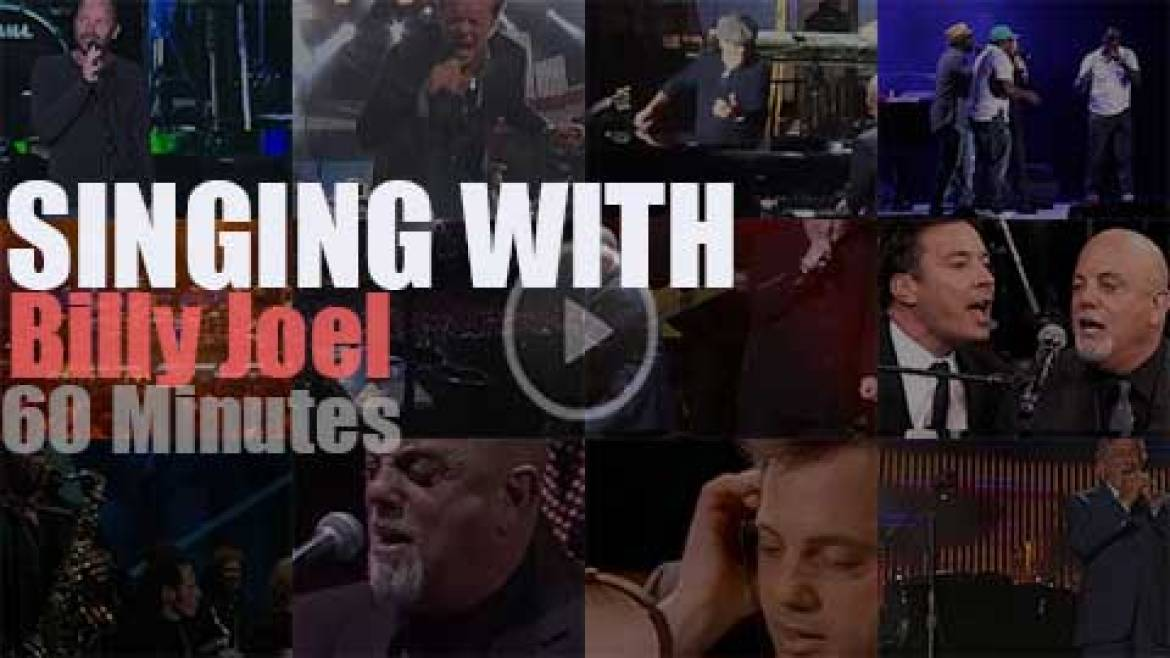 Singing With Billy Joel