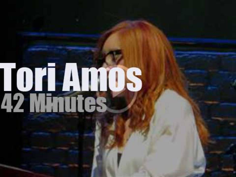 Tori Amos sings in Amsterdam (2014)