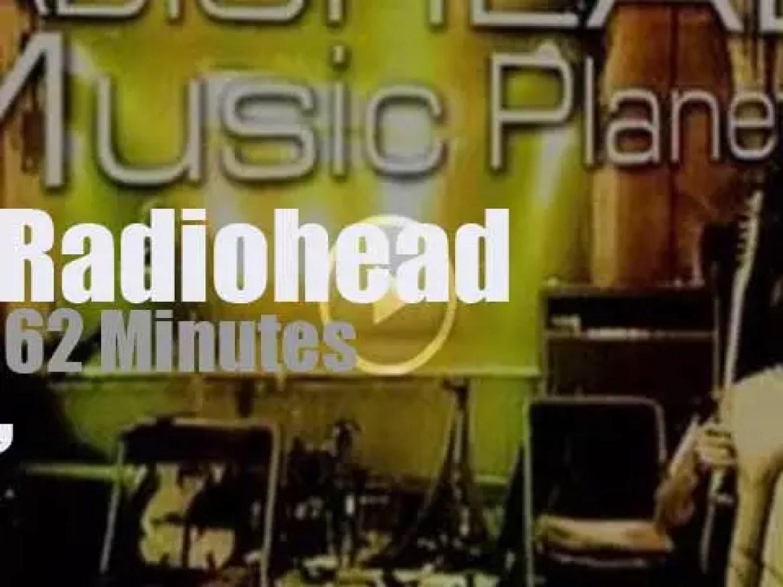 Arte tapes acoustic Radiohead in Paris (2003)