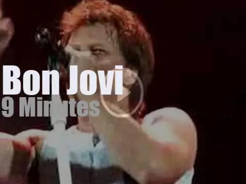 Bon Jovi rock Amsterdam (2008)