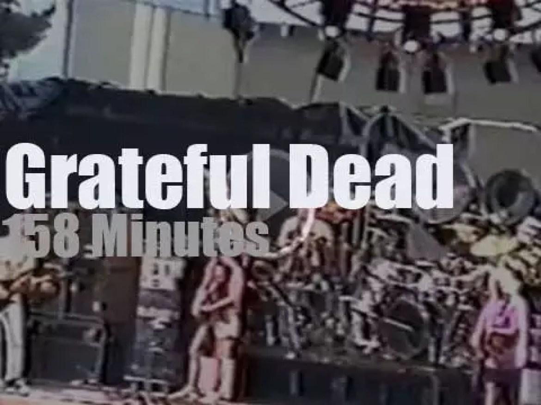 Grateful Dead visit Ohio (1993)