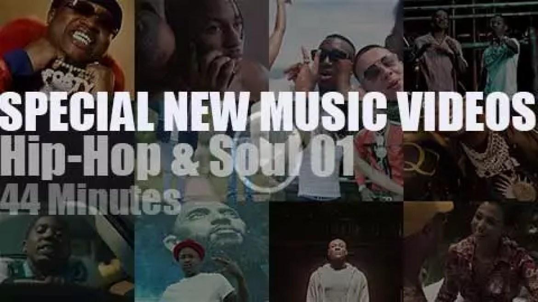 Hip-Hop & Soul  New Music Videos 01